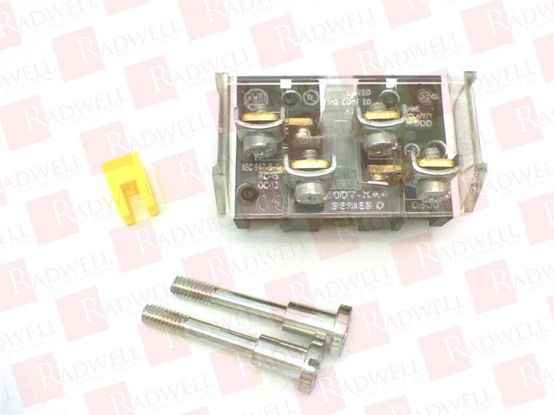 ALLEN BRADLEY 800T-XA4 2