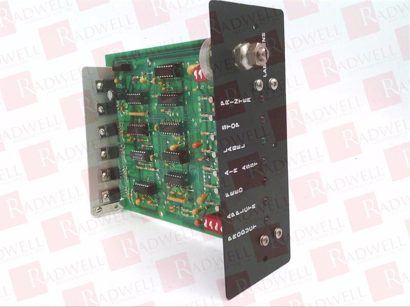 PARAGON CONTROLS LSI 1000/3000