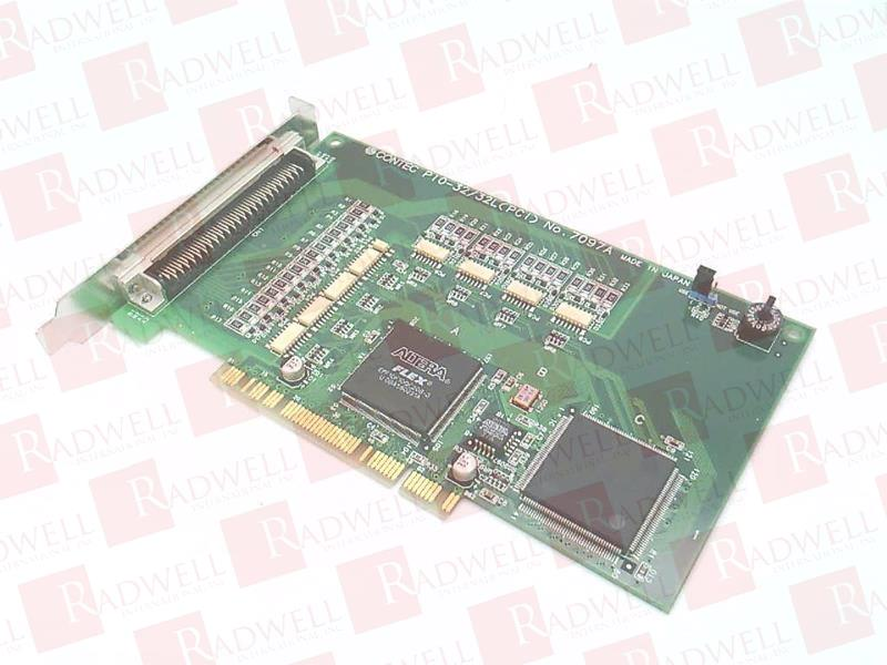 CONTEC PIO-32/32L-PCI