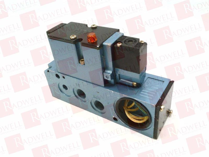 MAC VALVES INC 82A-AC-BKA-TM-DDAP-1DA 1