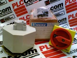 MERZ ELECTRO A111/184.1000-TV12-HSB-SCH7-IMO