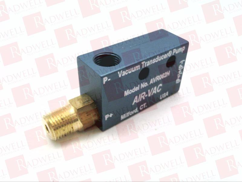 AIR VAC AVR062H