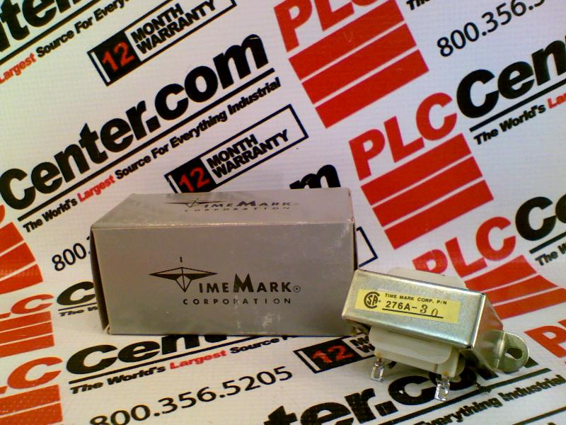 TIME MARK CORP 276A30