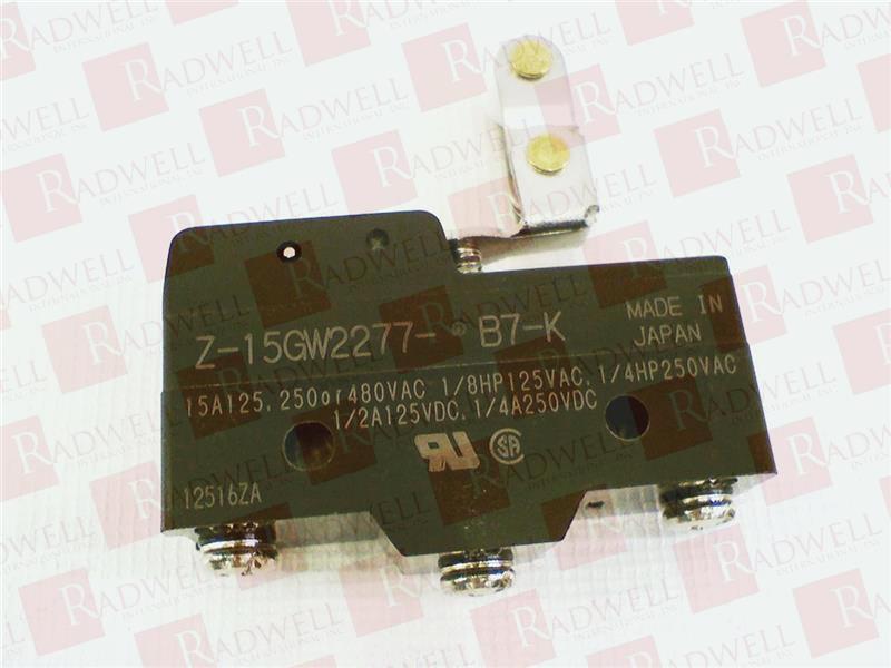 OMRON Z-15GW2277-B7-K