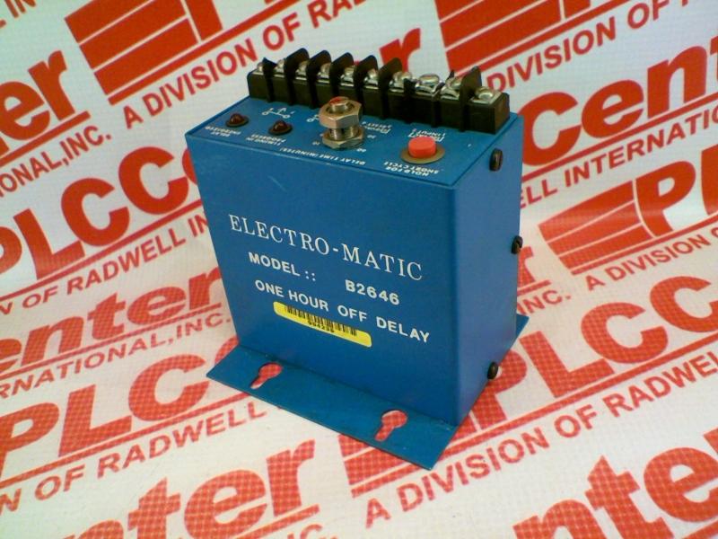 ELECTROMATIC B2646