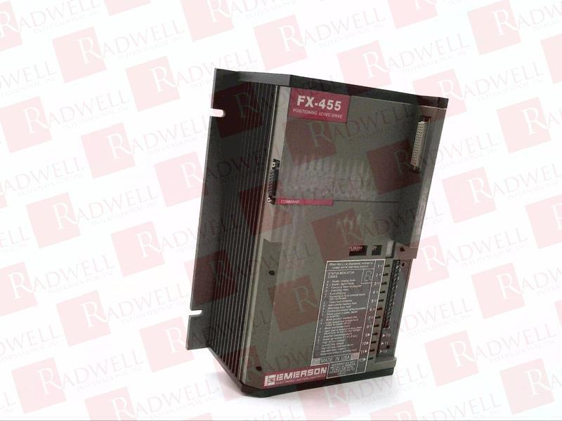 NIDEC CORP FX-455 0