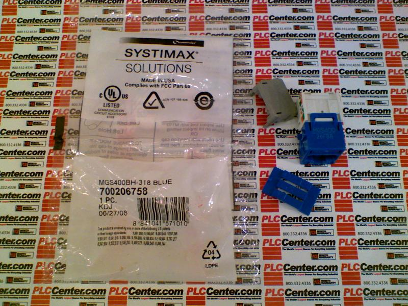 SYSTIMAX MGS400BH-318