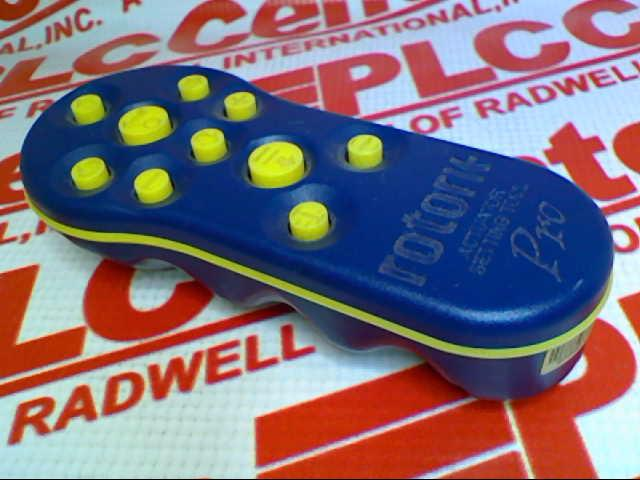IQ/PRO-SETTING TOOL by ROTORK - Buy or Repair at Radwell