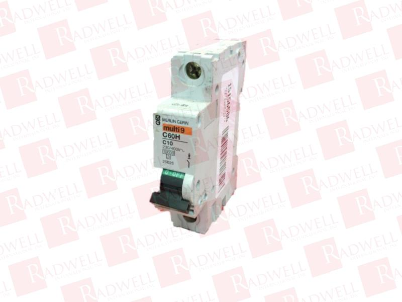 SCHNEIDER ELECTRIC MG25026