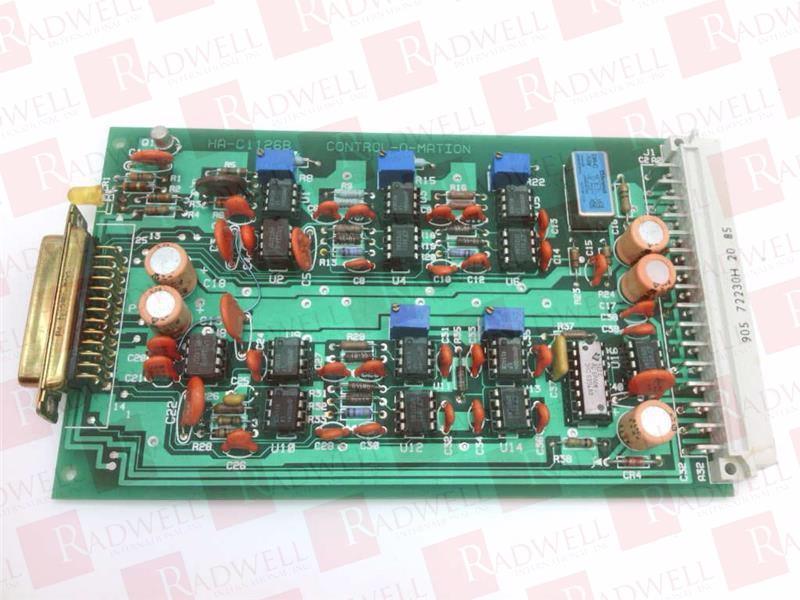 CONTROL O MATION HA-C1126B