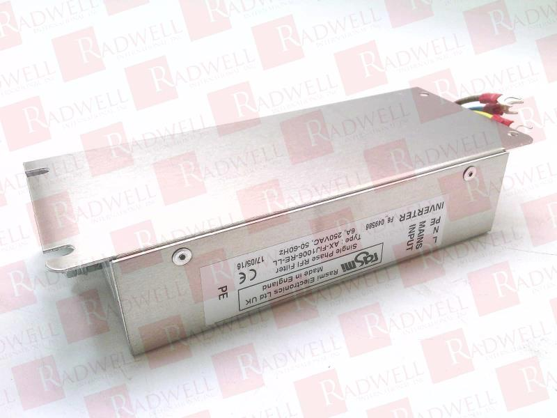 OMRON AX-FIJ1006-RE-LL 1