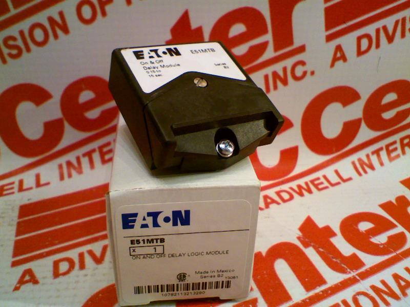EATON CORPORATION E51MTB