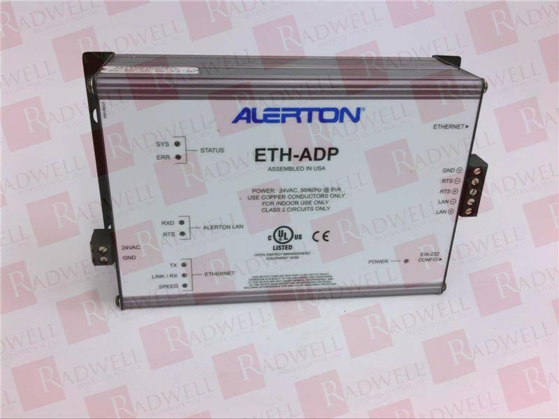 ALERTON ETH-ADP