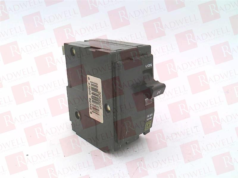 SCHNEIDER ELECTRIC QO225CP 0