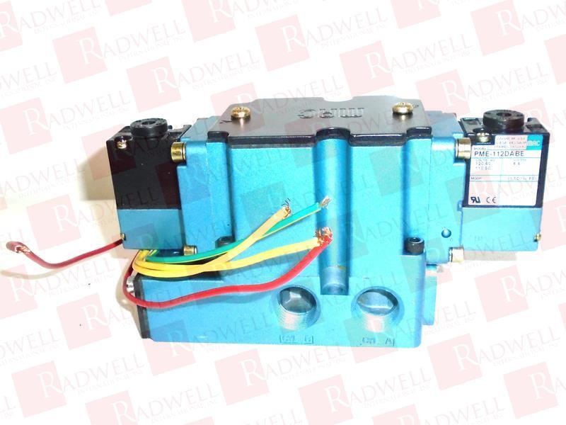6521B-213-PM-112DA by MAC VALVES INC - Buy or Repair at