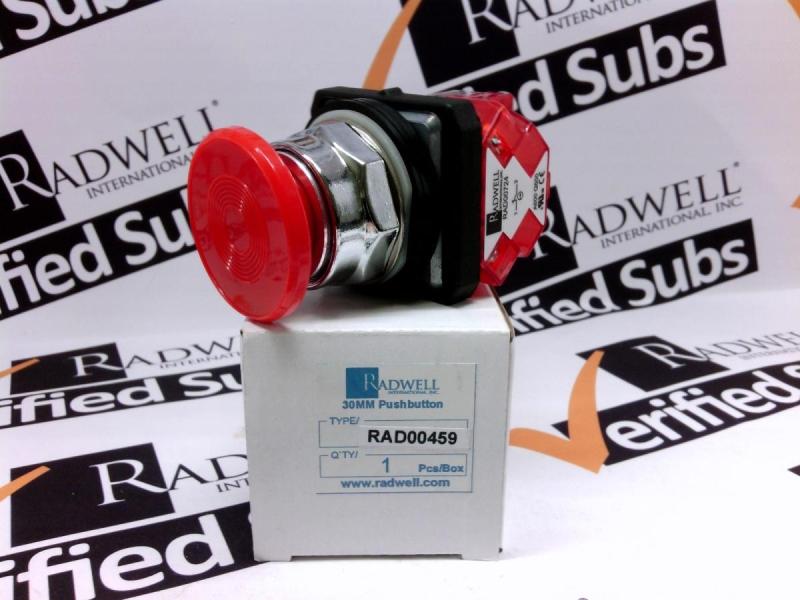 RADWELL VERIFIED SUBSTITUTE HT8AERB-SUB