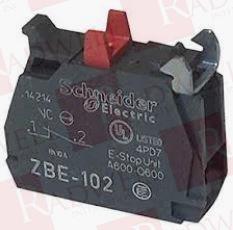 SCHNEIDER ELECTRIC ZBE-102 1