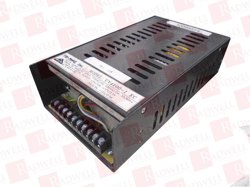 POWERS HOLDINGS INC UV4100-1EC