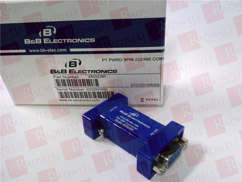 B&B ELECTRONICS 485SD9R 0