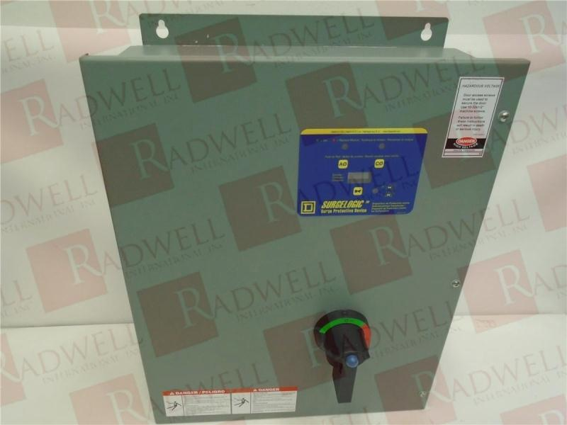 SCHNEIDER ELECTRIC TVS-1EMA12AIC
