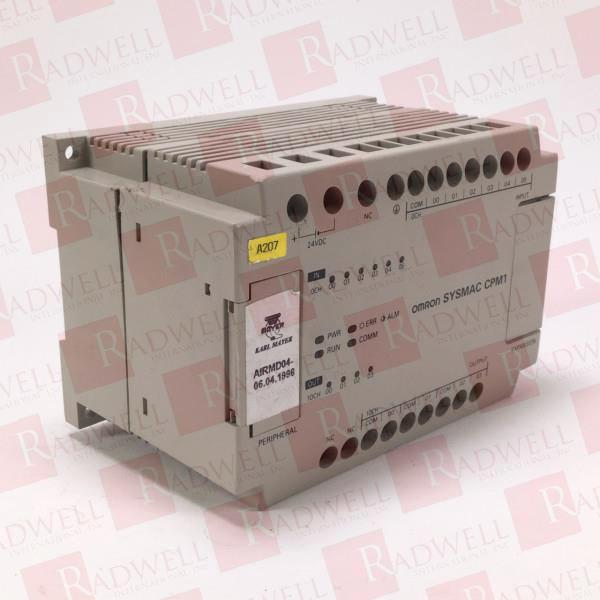 OMRON CPM1-10CDR-D