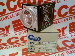 CANAAN ELECTRIC CCS-C-60S-AC24