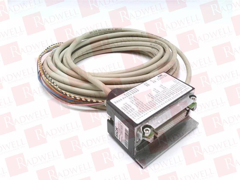 SICK OPTIC ELECTRONIC SX0A-B0910B 0