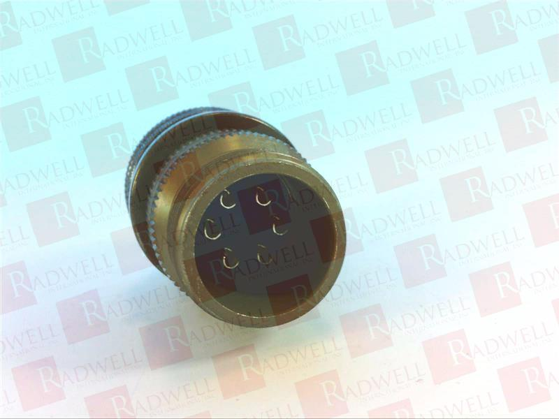 Amphenol Part Number 97-3106A-18-5P