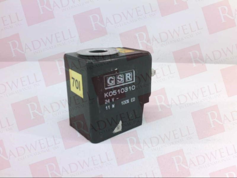 GSR K0510310