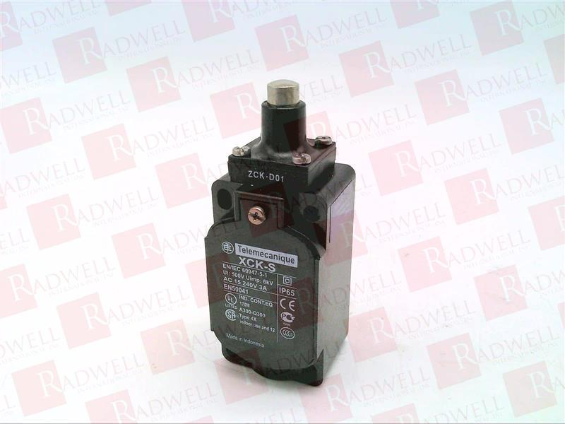 SCHNEIDER ELECTRIC XCKS101