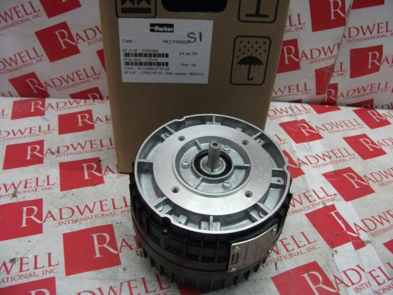 MC17H-R0026 by PARKER - Buy or Repair at Radwell - Radwell com