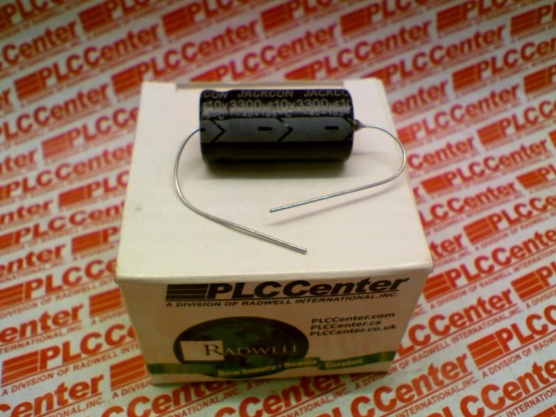 JACKCON CAPACITOR ELECTRONICS RS338-10-AL