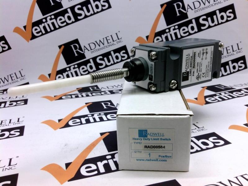 RADWELL VERIFIED SUBSTITUTE 9007-C54J-SUB
