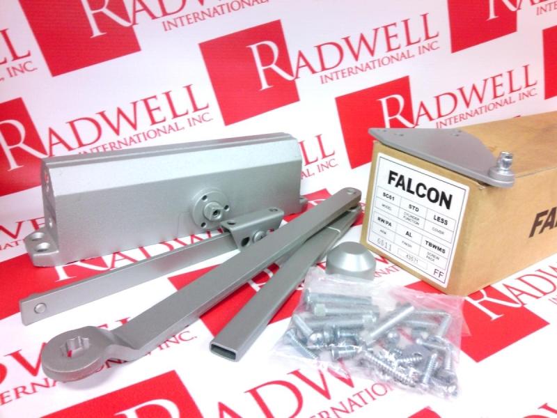 FALCON SC61-STD-LESS-RW/PA-AL-TBWMS