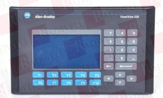 ALLEN BRADLEY 2711-K5A8L1 0