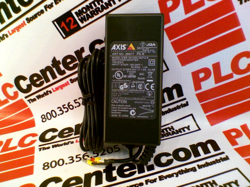AXIS COMMUNICATIONS PS-R