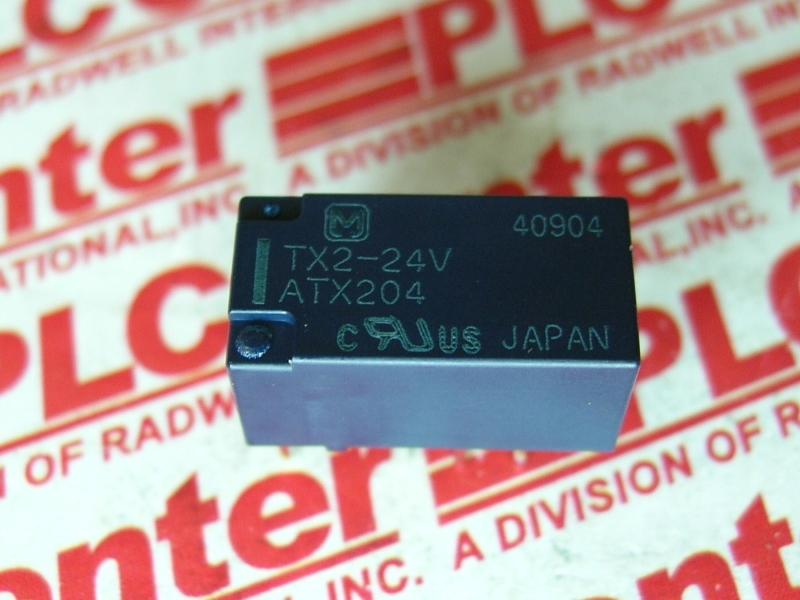 MATSUSHITA ELECTRIC TX2-24V