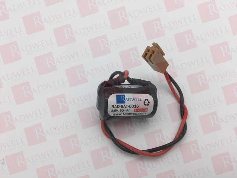 RAD-BAT-0016 by RADWELL - Buy or Repair at Radwell - Radwell.com on solenoid a circuit, testing a circuit, design a circuit, relay a circuit, troubleshooting a circuit, building a circuit,