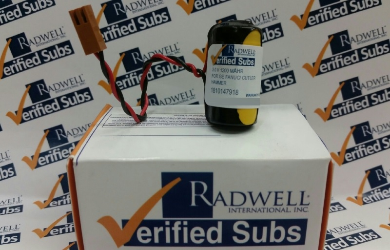 RADWELL VERIFIED SUBSTITUTE IC693ACC312-SUB