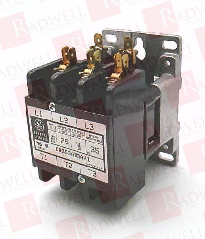 GENERAL ELECTRIC CR353AB3AH1