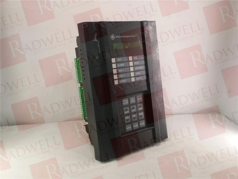 GENERAL ELECTRIC 369-HI-R-M-0-0
