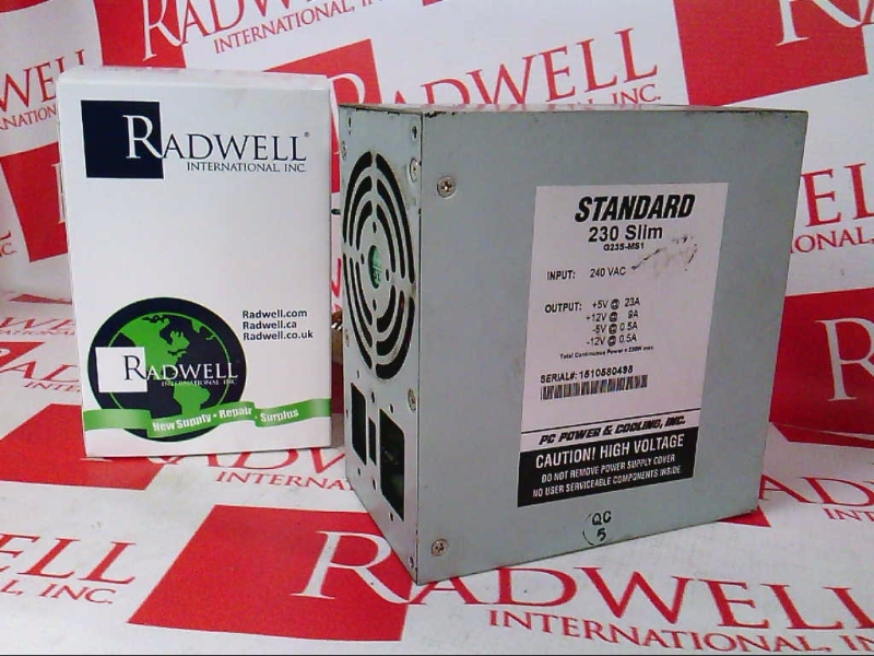 PC POWER COOLING G23S-MS1