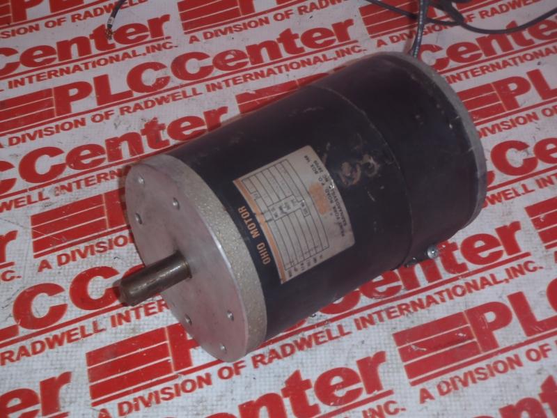 OHIO MOTOR C-422307X6678