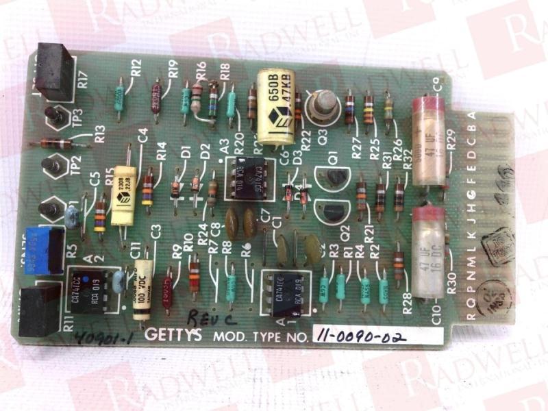 GETTYS MODICON 11-0090-02