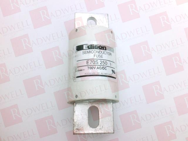 BUSSMANN E70S-250 1