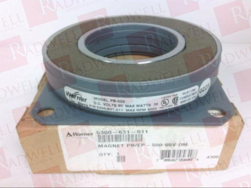 NEW IN BOX 5300631011 ALTRA INDUSTRIAL MOTION 5300-631-011