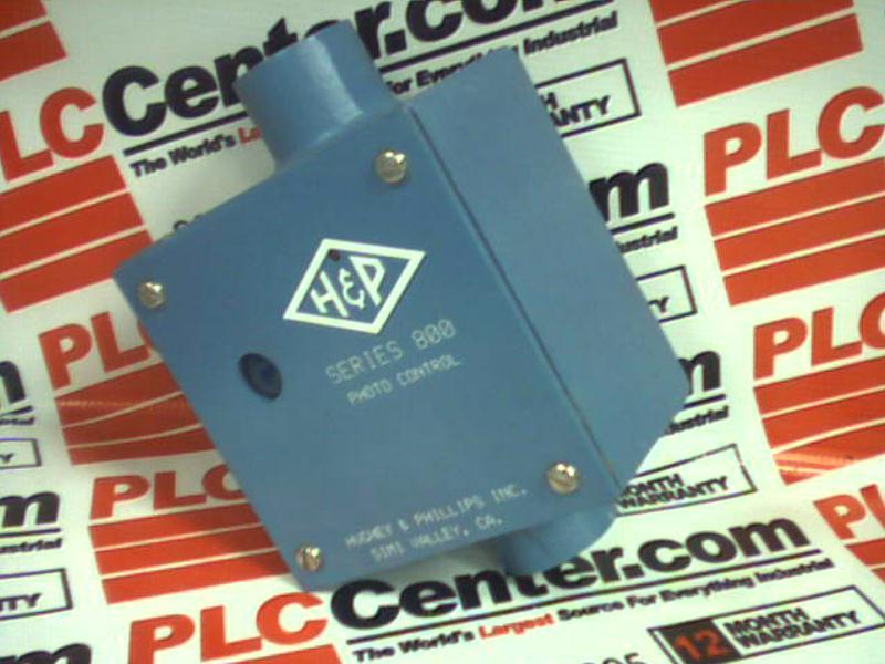 HUGHEY & PHILLIPS S800PC120
