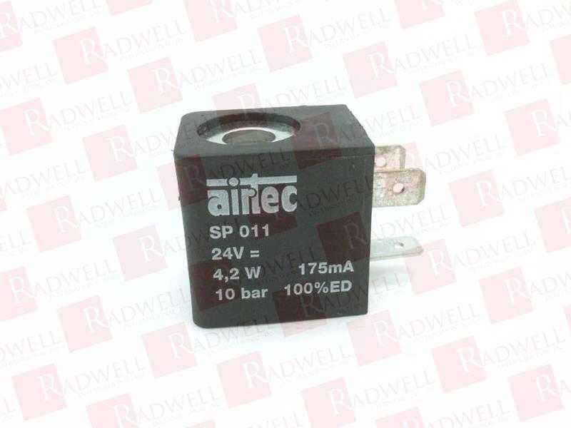 Airtec 23-SP-011-412 Magnetspule