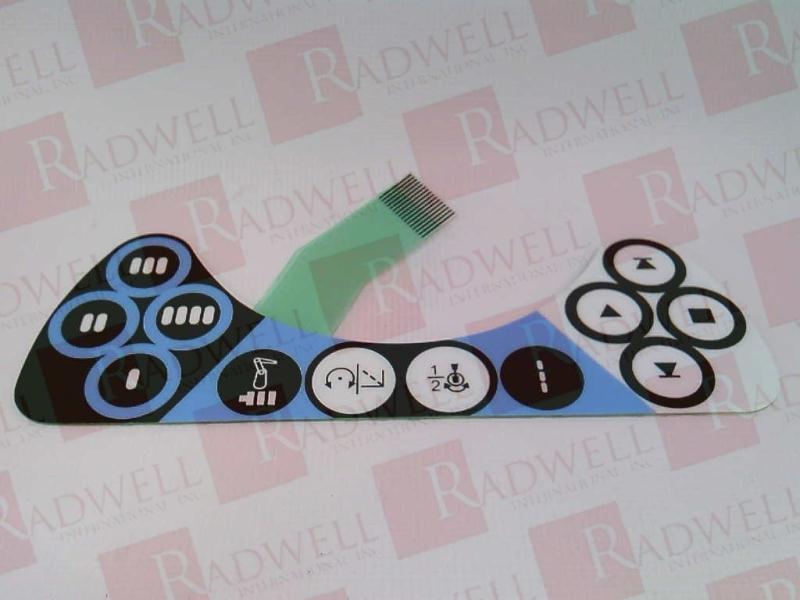 RADWELL VERIFIED SUBSTITUTE 3HAC028357-001-MEMBRANE-SUB