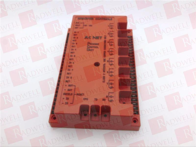 ANDOVER CONTROLS AC NET PACKAGE CONTROL UNIT 24VAC  Used